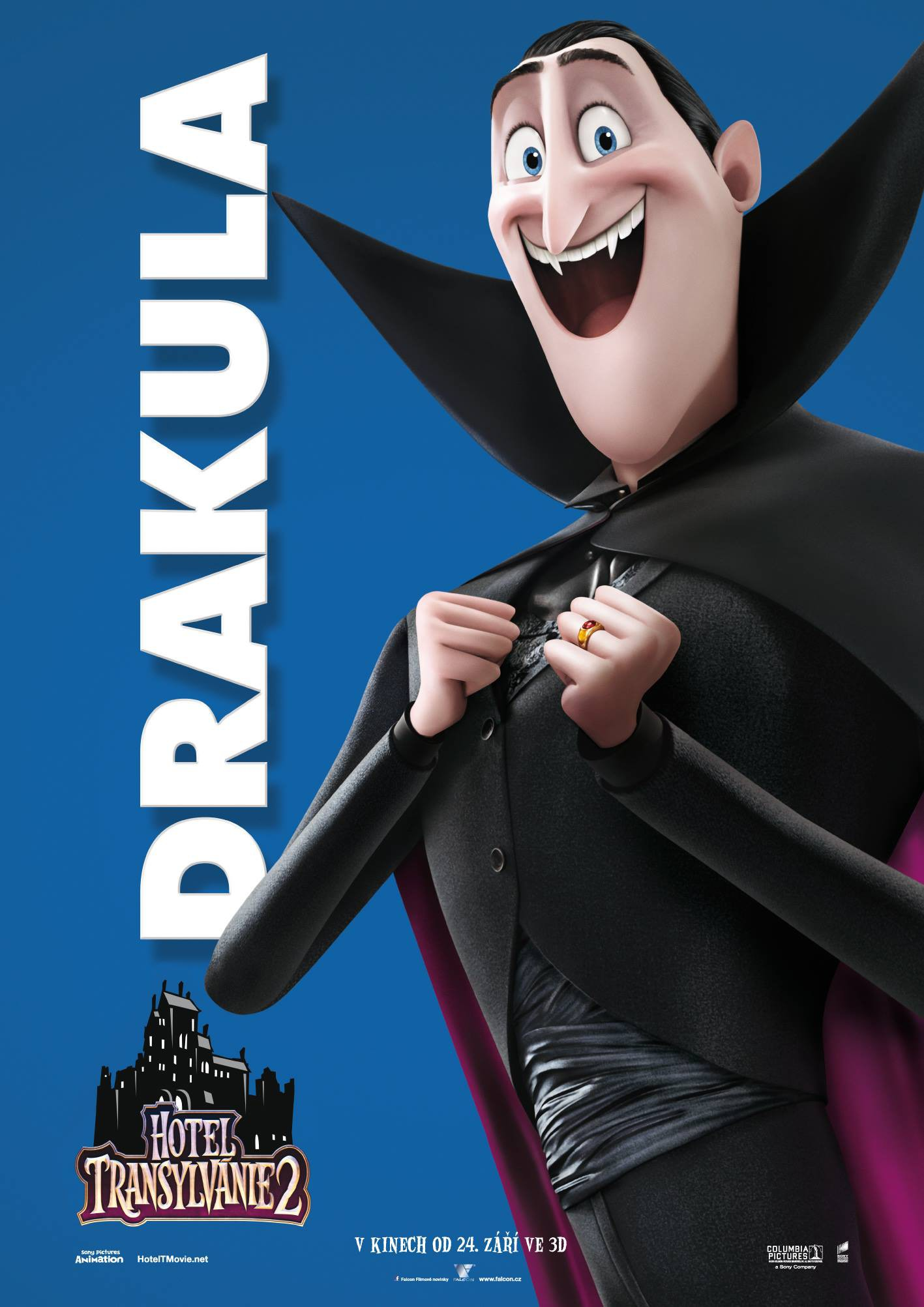 Hotel transylvania 2 character posters new new things for Character hotel