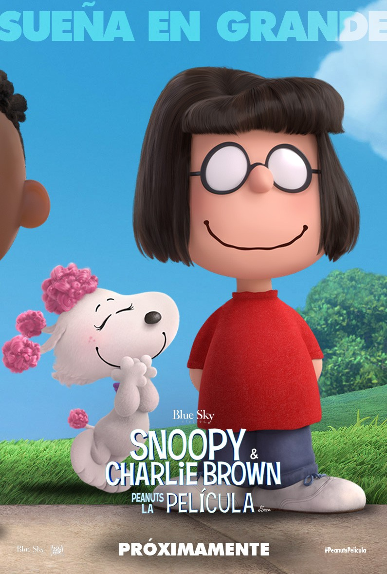 the peanuts movie character posters � new new things
