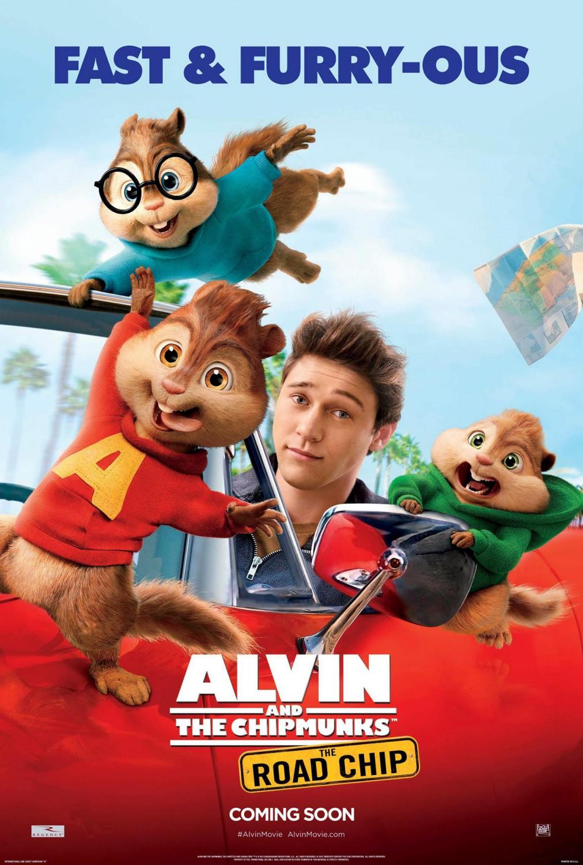 alvin and the chipmunks cartoon porn