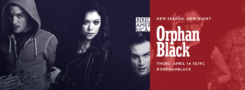 Orphan Black - Season 4 - Banner