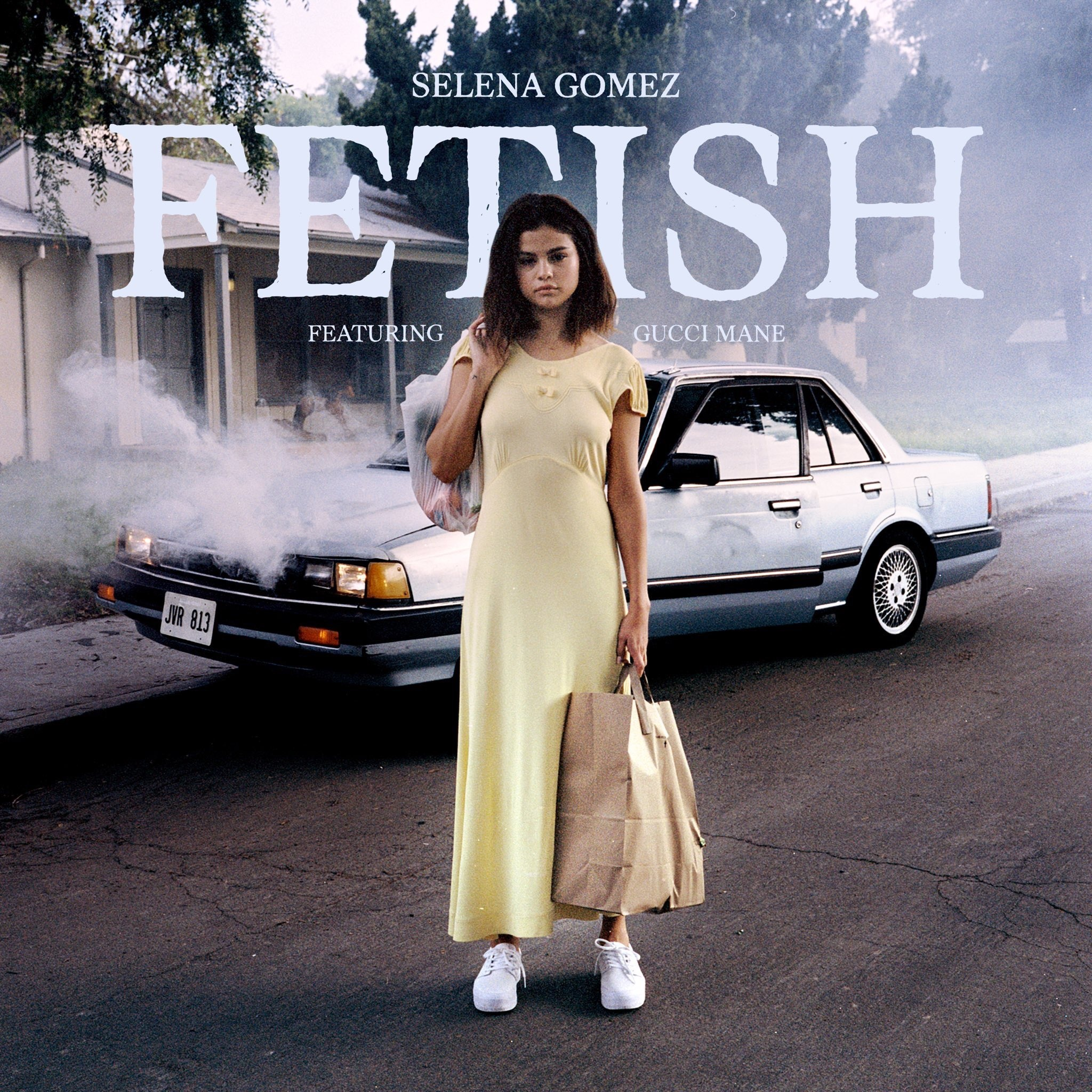 """New video clip """"Fetish"""" of Selena Gomez's new single featuring Gucci Mane  has been released. Music video is directed by Petra Collins."""
