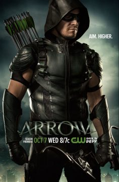 CW – Arrow – Season 4 (Trailer)