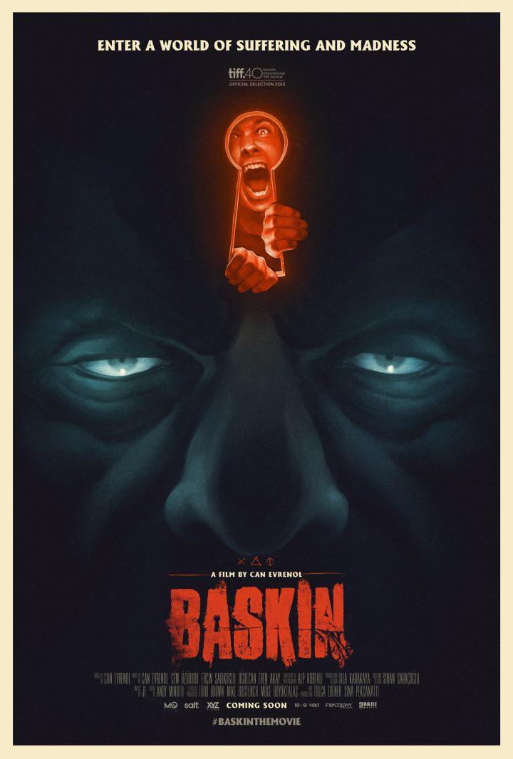 Baskın (Poster)