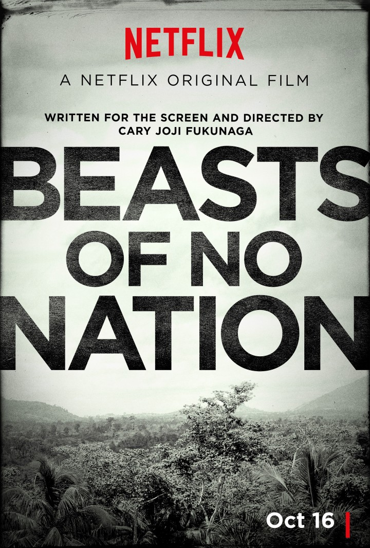 Beasts Of No Nation (Character Posters)