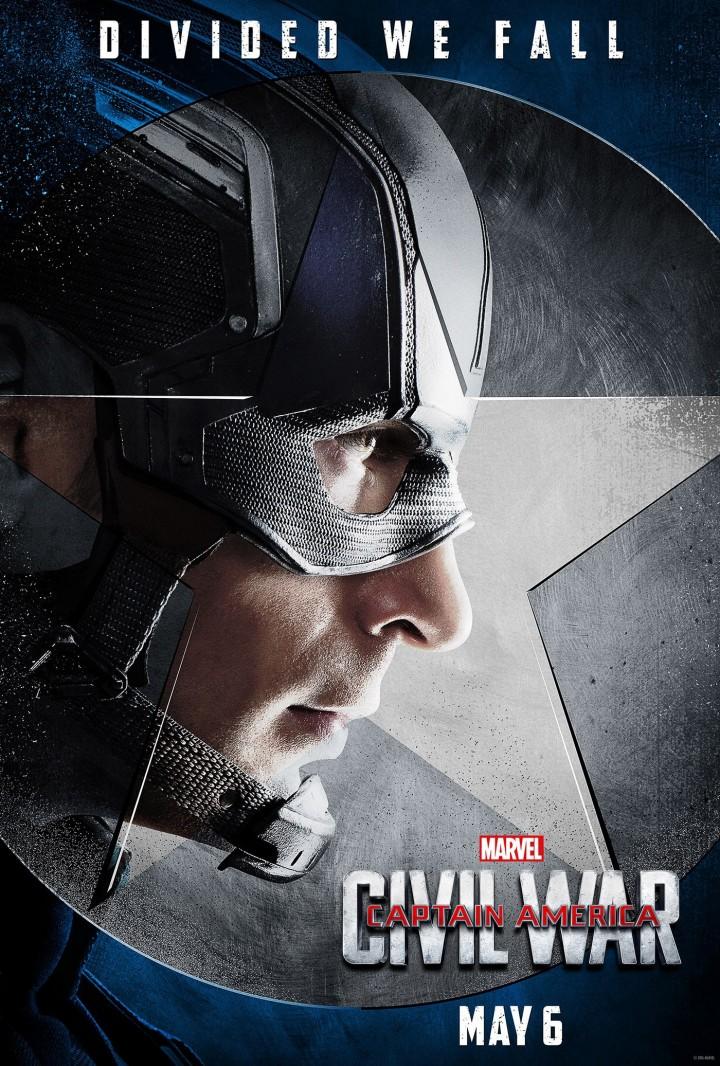Captain America: Civil War (Character Posters)
