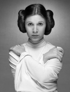 R.I.P. Carrie Fisher passed away age 60 (News)