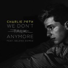 Charlie Puth feat. Selena Gomez – We Don't Talk Anymore (Video Clip)