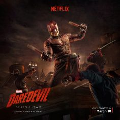 NETFLIX – Marvel Daredevil – Season 2 (Trailer)