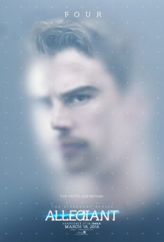 The Divergent Series: Allegiant (Trailer and Posters)