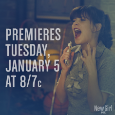 "FOX – New Girl – Season 5 (""New Girl is Back"" Trailer)"