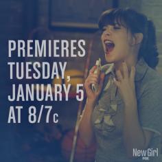 """FOX – New Girl – Season 5 (""""New Girl is Back"""" Trailer)"""