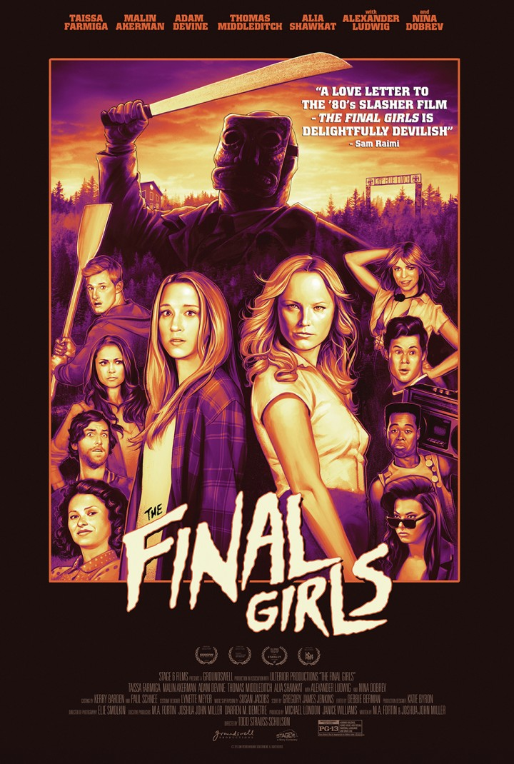 The Final Girls (Poster)
