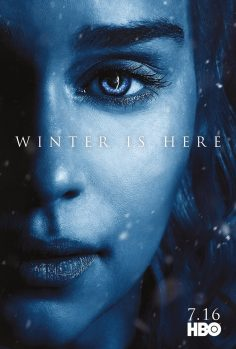 "HBO – Game Of Thrones – Season 7 (Chracter Posters & Official Trailer 2 ""Winter is Here"")"