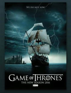 HBO – Game Of Thrones – Season 6 (Poster, Teaser and Photos)