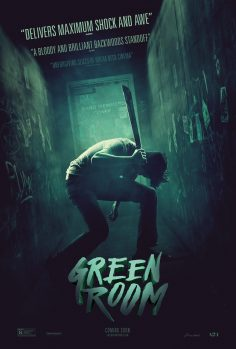 [NSFW] Green Room (Red Band Trailer and Posters)