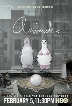 HBO – Animals – Season 1 (Trailer and Posters)