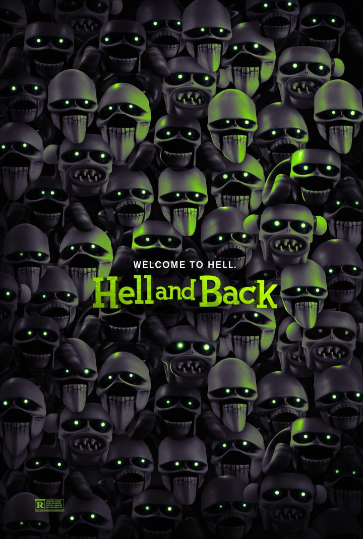 Hell and Back (Character Posters)