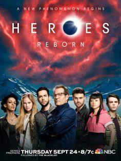 NBC – Heroes Reborn (Teaser Trailer)