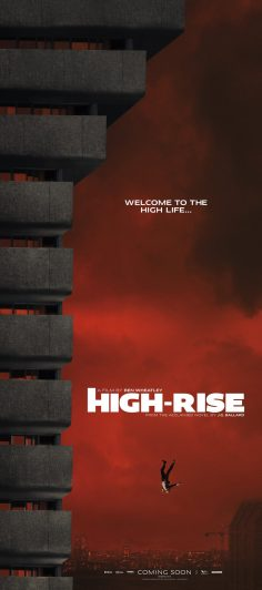 High-Rise (Teaser Trailer and Posters)
