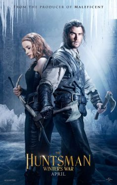 The Huntsman : Winter's War (Trailer, Character Posters and Posters)