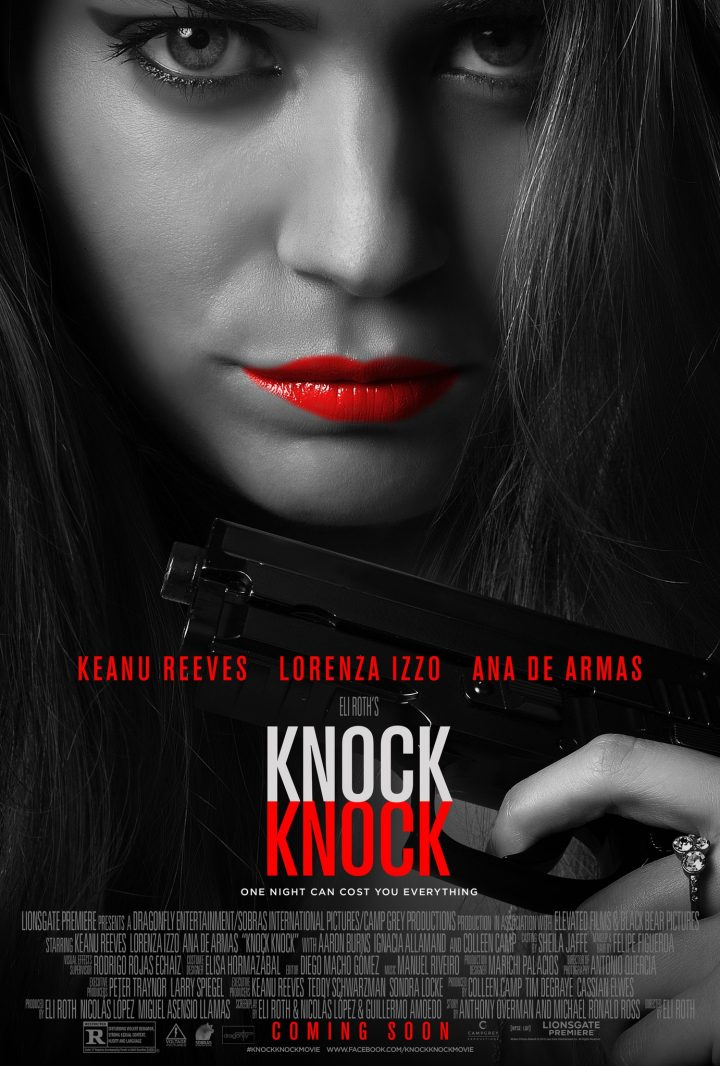 Knock Knock (Character Posters)