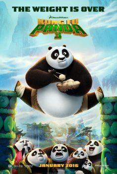 Kung Fu Panda 3 (Poster)
