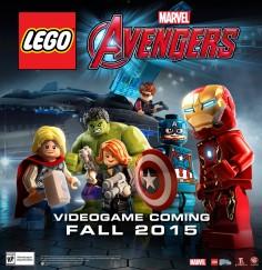 LEGO Marvel Avengers (Trailer)