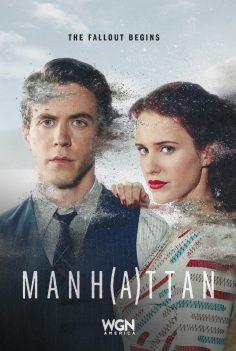 WGN – Manhattan – Season 2 (Trailer & Posters)