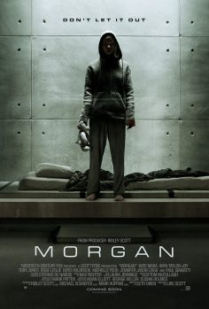 Morgan (Poster and Official Trailer)