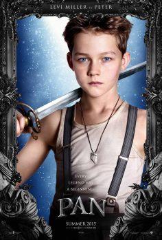 Pan (Character Posters)