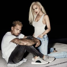 Rita Ora feat. Chris Brown – Body On Me (Video Clip)