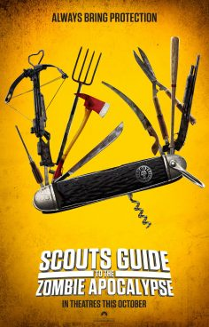 Scouts Guide to the Zombie Apocalypse (Trailer)