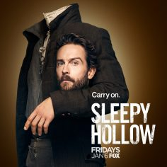 FOX – Sleepy Hollow – Season 4 (Trailer and Posters)