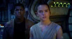 Star Wars: Episode VII – The Force Awakens (Trailer)
