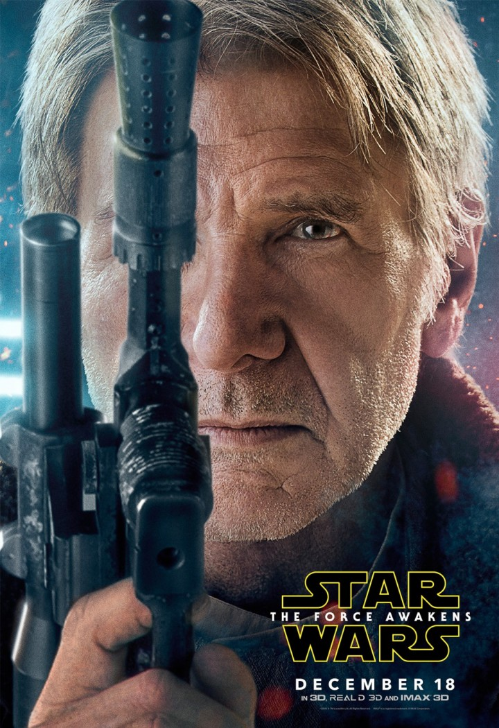 Star Wars: Episode VII – The Force Awakens (Character Posters)