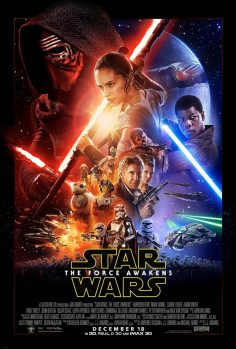 Star Wars: Episode VII – The Force Awakens (Poster)