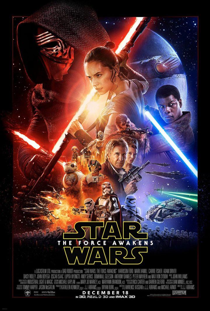 Star Wars: Episode VII – The Force Awakens (Poster)