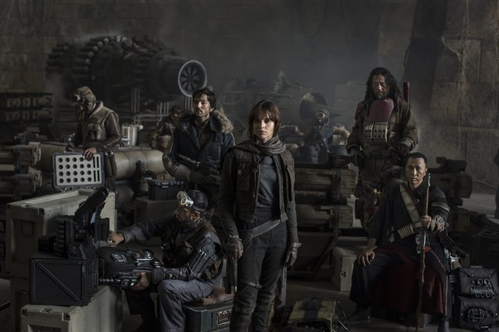 Star Wars: Rouge One (Photo)