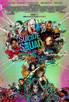 Suicide Squad (Character Teasers and Posters)