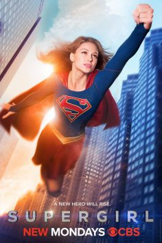 CBS – Supergirl (Trailer)