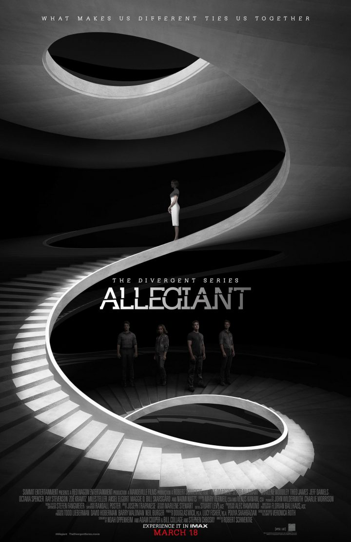 The Divergent Series: Allegiant (Character Posters)