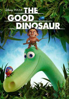 The Good Dinosaur (Trailer)