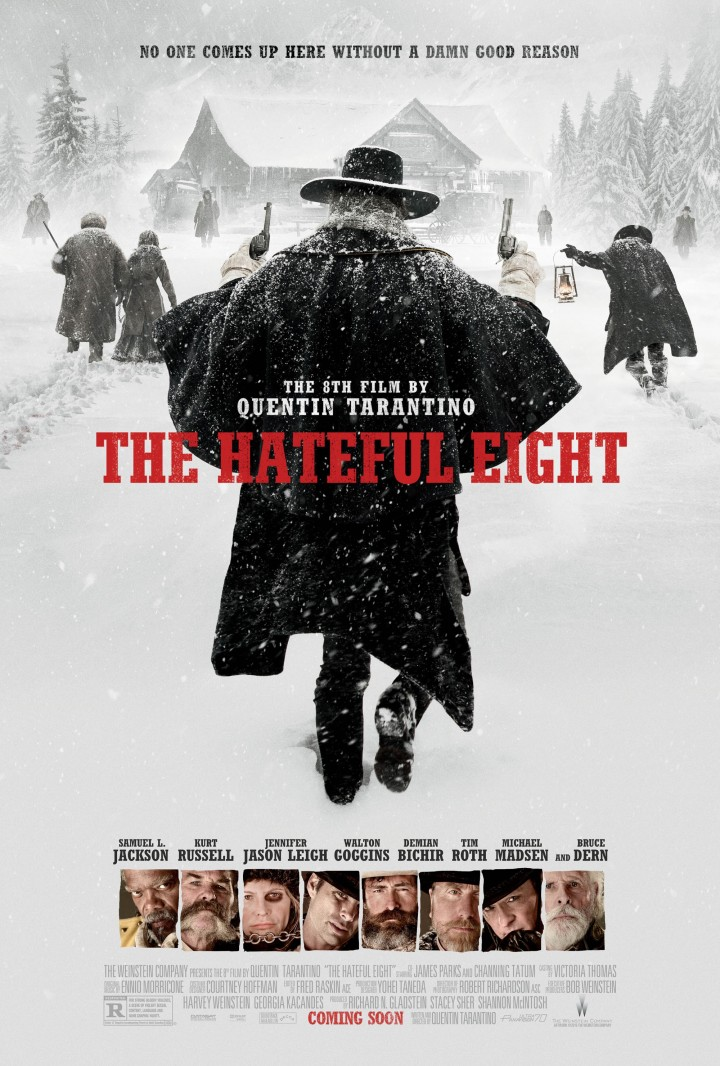 The Hateful Eight (Poster)