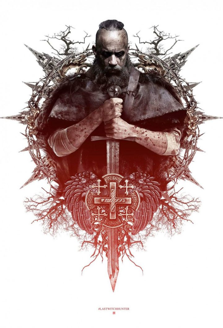 The Last Witch Hunter (Posters)