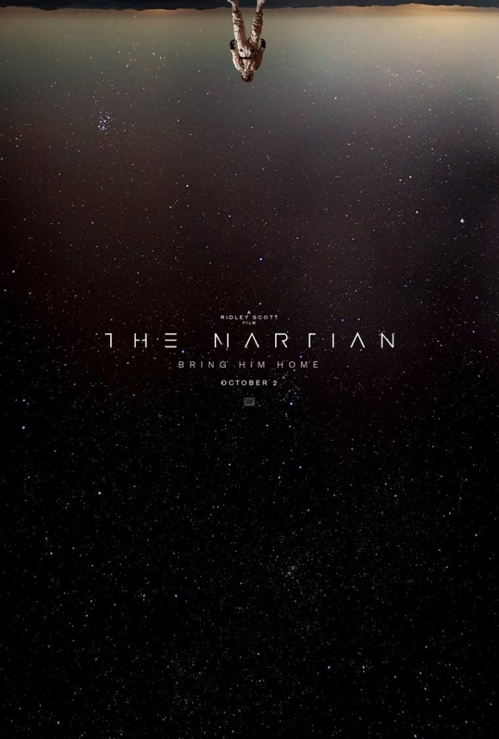 The Martian (New Posters)
