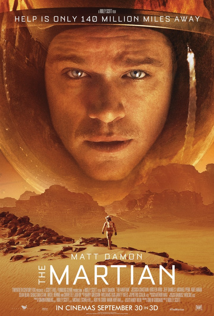 The Martian (Posters)