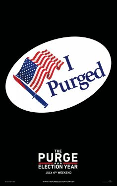 The Purge: Election Year (Poster and Trailer)