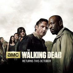 amc – The Walking Dead – Season 6 (Trailer) (Shadows)
