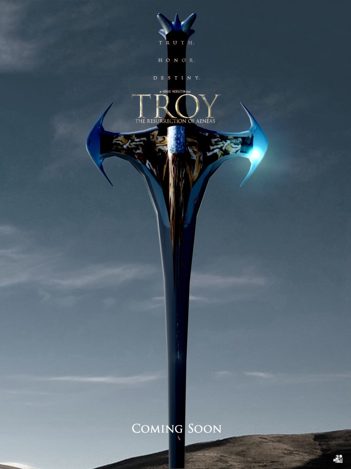 Troy: The Resurrection of Aeneas (Teaser Poster)