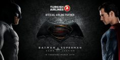 Batman v Superman: Dawn of Justice (Special Promo Trailer) (Turkish Airlines Partner )